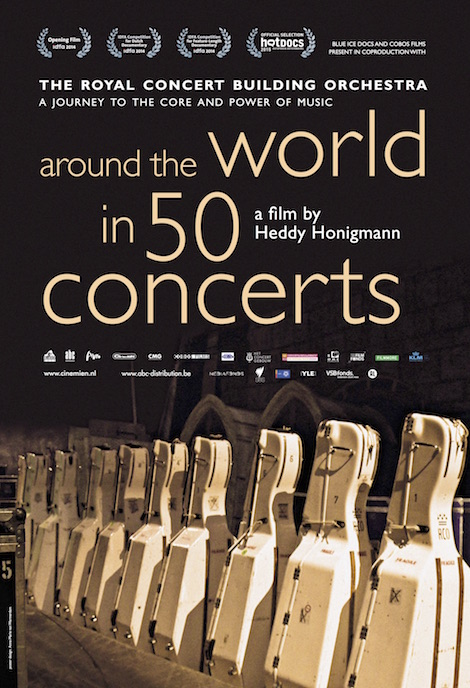 Around The World In 50 Concerts movie poster