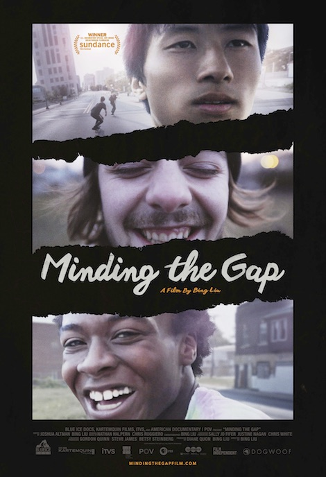 Minding The Gap movie poster