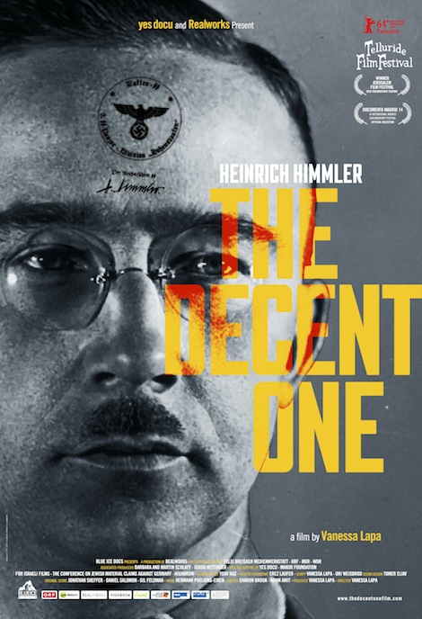 The Decent One movie poster