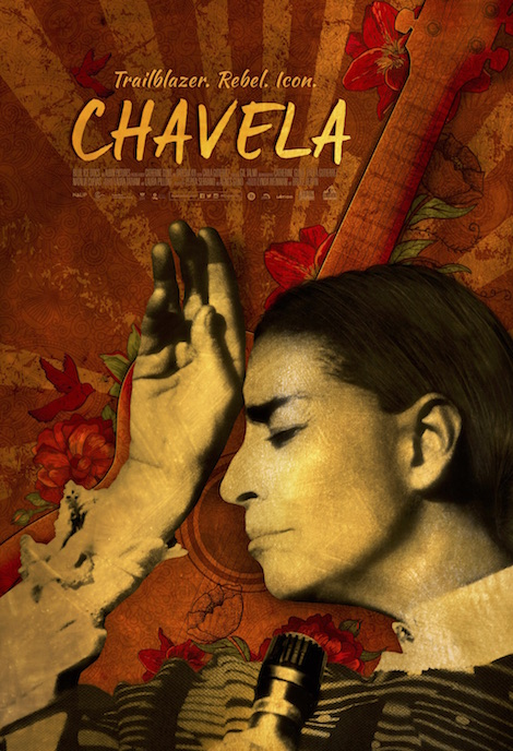 Chavela movie poster