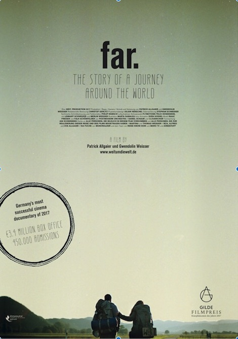 Far: The Story Of A Journey Around The World movie poster