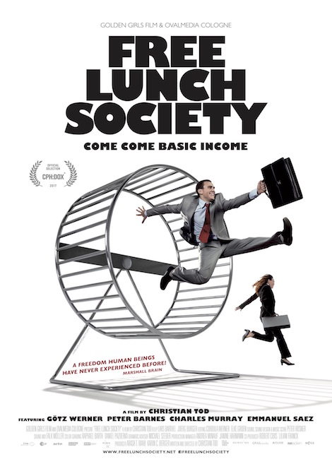 Free Lunch Society movie poster