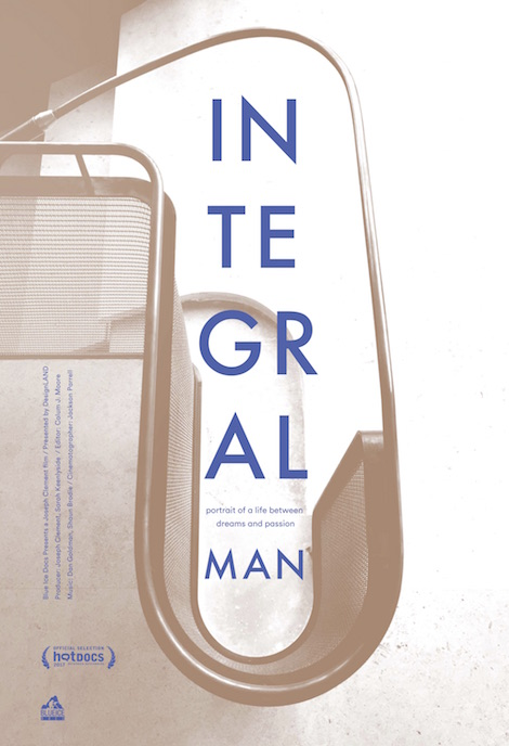 Integral Man movie poster