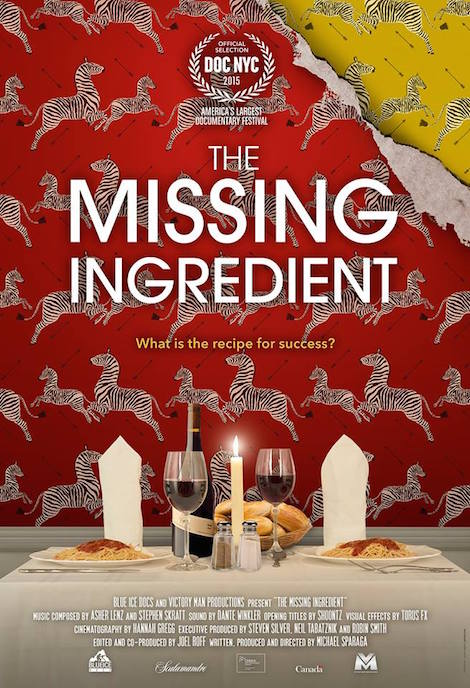 The Missing Ingredient movie poster