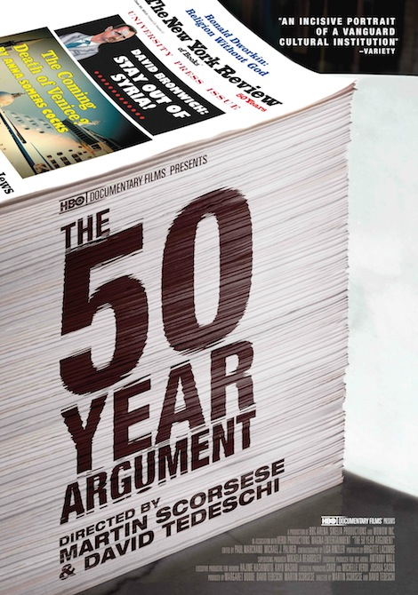 The 50 Year Argument movie poster