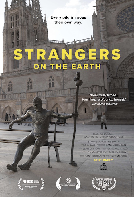 Strangers On The Earth movie poster