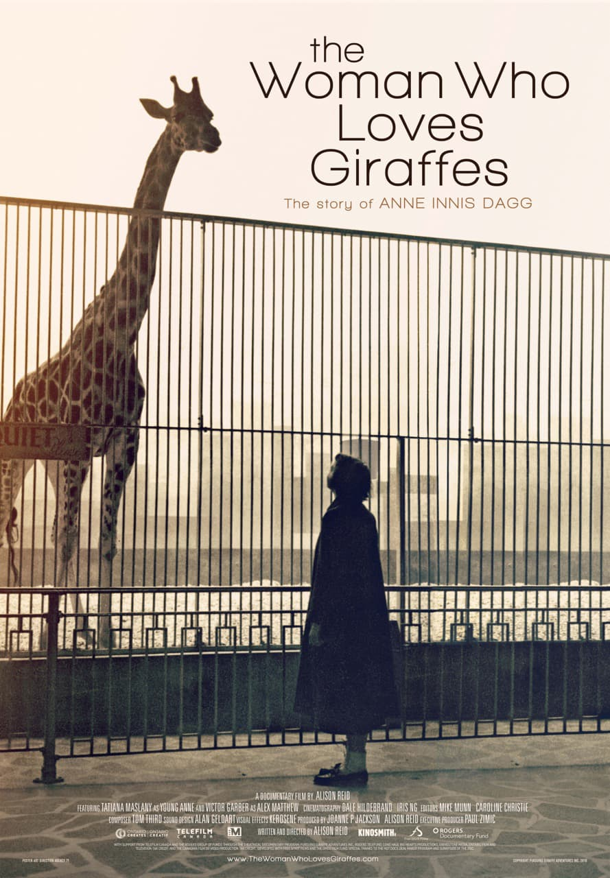 The Woman Who Loves Giraffes movie poster