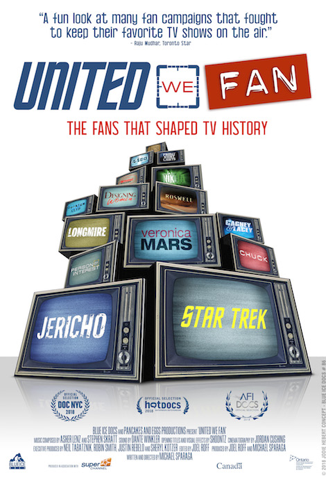 United We Fan movie poster