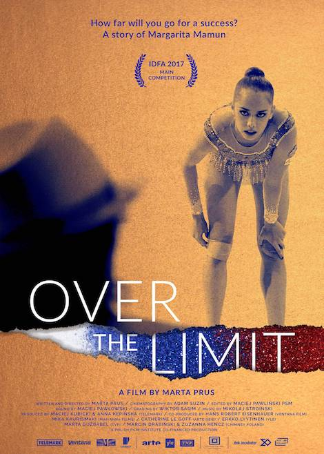 Over The Limit movie poster