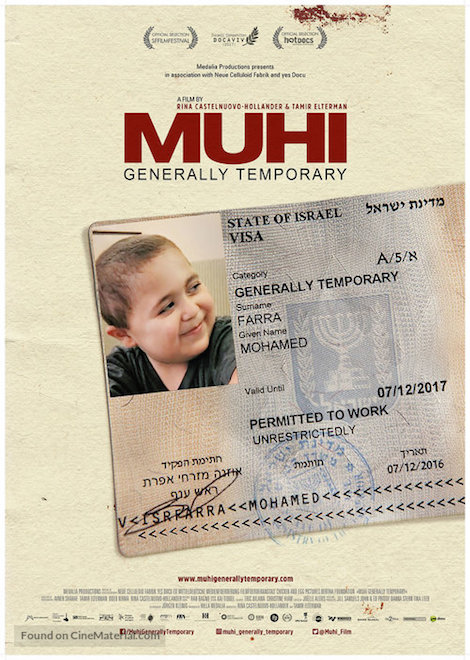 Muhi: Generally Temporary movie poster